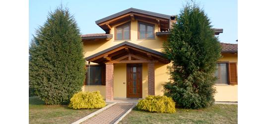 Realizzazione casa A