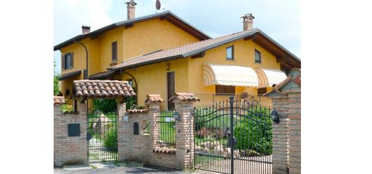 Realizzazione casa E